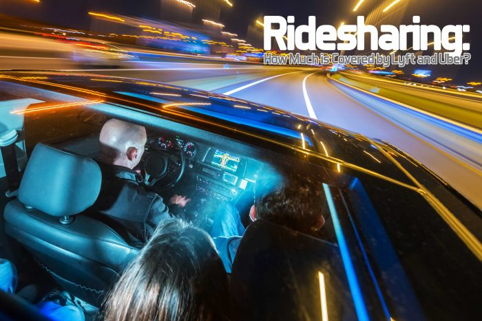 Ridesharing: How Much is Covered by Lyft and Uber? - Auten ...